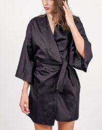 kimono-negru
