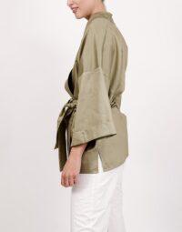 kimono-verde